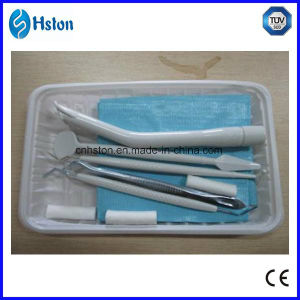 Disposable Sterile Dental Instrument Kit pictures & photos