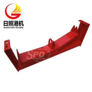 SPD Galvanized Conveyor Roller Frame for Belt Conveyor System pictures & photos