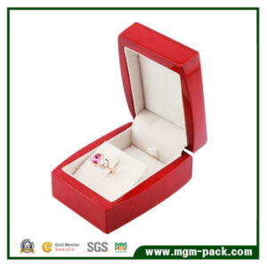 Hot Sale High Glossy Colorful Wooden Jewellery Box pictures & photos