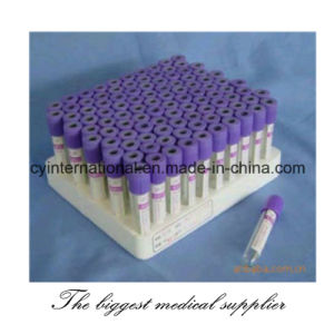 Medical Disposable Blood Collection EDTA Tube pictures & photos