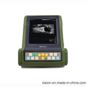 Rku10 Veterinary Ultrasonic Diagnostic Instrument for Bovine pictures & photos