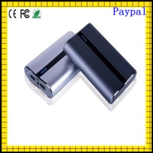 Customized Logo Full Capacity Universal Rechargeable Portable Power Bank (GC-PB336) pictures & photos