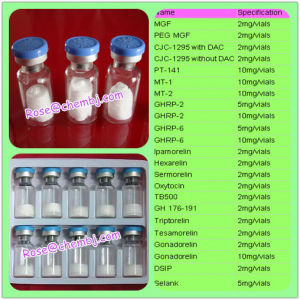 Peptides PT141 Peptides PT141 Hormones Peptides PT141 for Human Growth with GMP pictures & photos