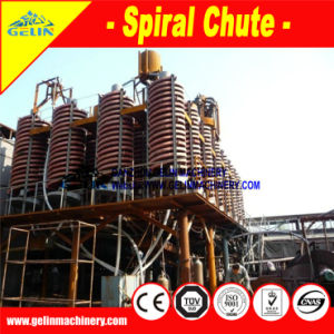 Anti Corrosion Spiral Separator Ilmenite Concentrating Plant for Ilmenite Ore Separation pictures & photos