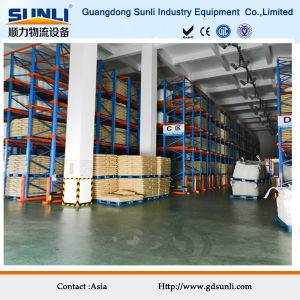 Heavy Duty Adjustable Long Span Shelving Adjustable Pallet Rack pictures & photos