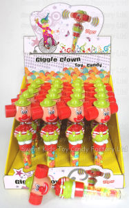 Giggle Clown Toy Candy (130518) pictures & photos