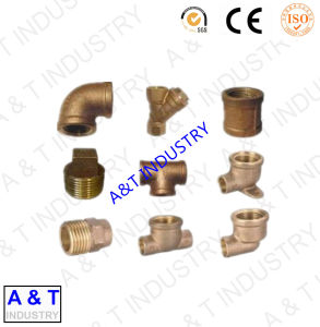 AT High Quality Forged Brass Parts Made in China pictures & photos