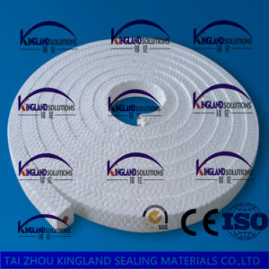 (KLP213) PTFE with Silicone Rubber Core Gland Sealing Packing pictures & photos