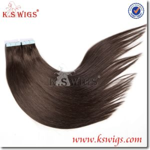 Strongest Double Tape Indian Remy Human Hair pictures & photos