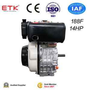 14HP Diesel Engine with Paper Air Cleaner pictures & photos