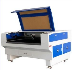 Fabric Laser Cutting Machine Laser Engraving Machine Laser Hollow out 1390 pictures & photos
