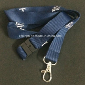 High Quality Polyester Lanyard with Customized Logo pictures & photos