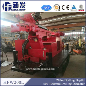 Diesel Engine Drill 200m Water Well Mini Drilling Equipment pictures & photos