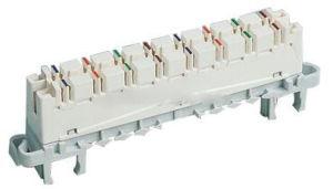10 Pair Profile Lsa IDC Connection Module pictures & photos