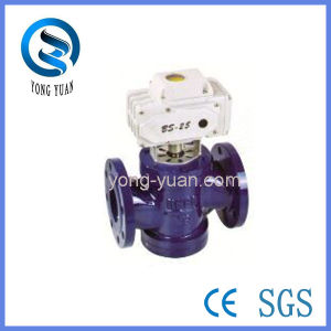 Electric Dynamic Balance Regulating Valve (BSPF-125)