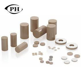 Customized Pzt Material Piezo Ceramics Rings/Plates/Disc pictures & photos