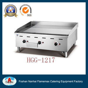 Hgg-1217 Gas Griddle pictures & photos