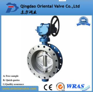 Big Size Top Quality Automatic Electric Butterfly Valve pictures & photos