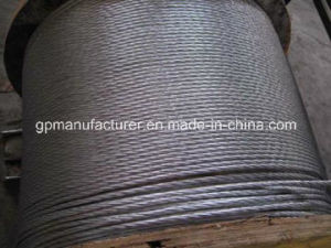 Hot DIP Galvanized Stay Steel Wire Strand pictures & photos