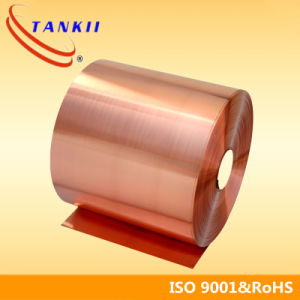High Purity Double Shiny Thin Li-ion Battery Used Copper Foil pictures & photos