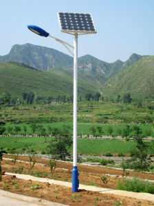 5m Pole 20W Solar Street Lights pictures & photos