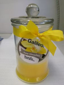 Top Quality New Coming Glass Jar Scented Candle pictures & photos