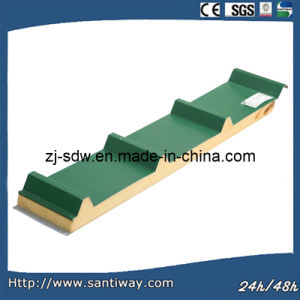 Fireproof Sandwich Roofing Metal Panels pictures & photos