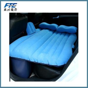 Travel Outdoor Camping Car PVC Inflatable Mattress pictures & photos