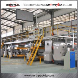 WJ Five layer Corrugated Paperboard Production Line pictures & photos