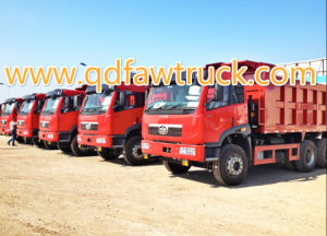 Hot Sale FAW Heavy Dumper pictures & photos