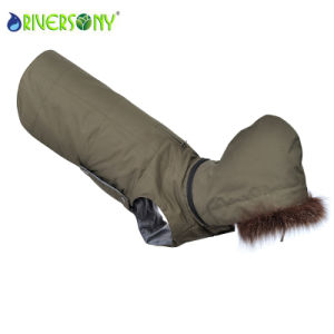 Pet/Dog Outdoor Waterproof Wear with Detachable Hood pictures & photos