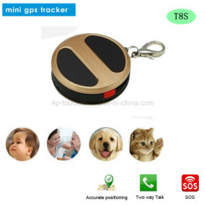 Mini Personal GPS Tracker with Real Time Tracking (T8S) pictures & photos