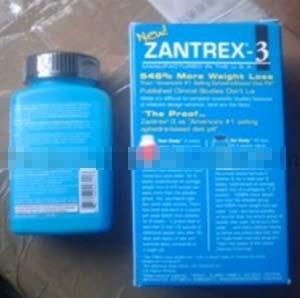 Zoller Laboratories, Zantrex-3, Rapid Weight Loss Product