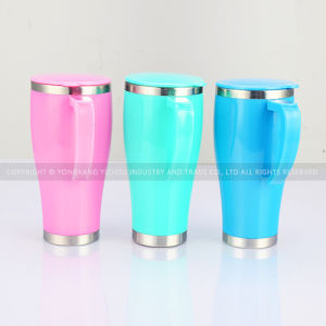 Stainless Steel Metal Advertising Travel Mug pictures & photos