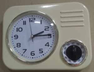 Home Decoration Y2016 New Clock (KD016) with Timer Function pictures & photos