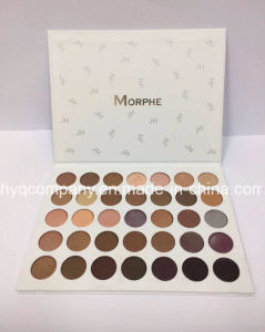 New Arrival Morphe White Package 35colors Eyeshadow Palette pictures & photos
