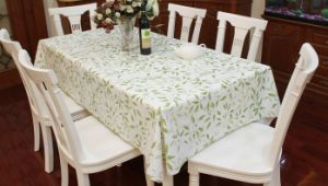 Spring Table Cloth PEVA\EVA pictures & photos