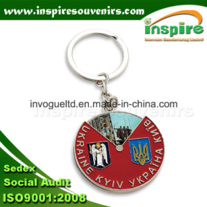 Russia Rotated Metal Key Holder with 2 Layers pictures & photos