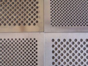 Galvanized Perforated Metal / Perforated Sheet (XM-15) pictures & photos