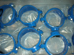 Ductile Grey Iron Pipe Saddle Clamp pictures & photos