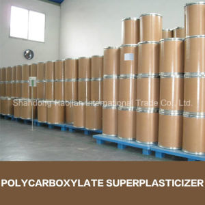 Polycarboxylate Superplasticizer New Type Water Reducer Mortar Agent pictures & photos