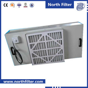 Fan Panel Filter Unit for Air Cleaning pictures & photos
