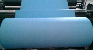 Blue Fiberglass Fabric for Welding Blanket Roll