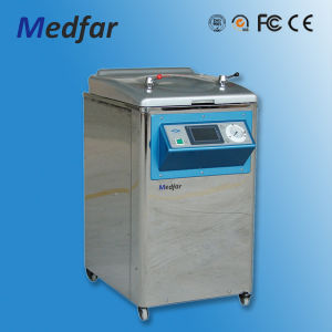 Medfar Autoclaves Vertical Steam Sterilizer (LCD touch screen intelligent control type) pictures & photos