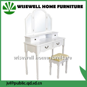 3 Fold Mirror Set Classic Shaker Dresser (W-HY-015) pictures & photos