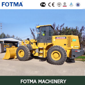 XCMG Zl50gn 5 Ton Wheel Loader Price pictures & photos