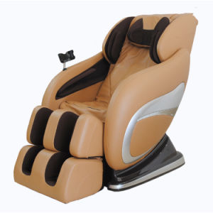 Wholesale Electric Luxury Full Body Care 3D Zero Gravity Chair pictures & photos