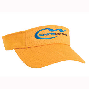 Polyester Sun Visor Cap with Logo Embroidery (GKA12-A0004) pictures & photos