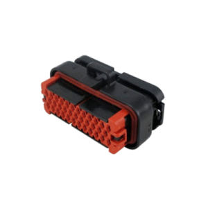 Automotive Wiring Assembly Multi-Pole ECU Wire Connector 776164-1, 776164-2 pictures & photos