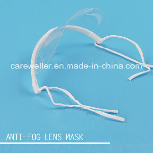 Transparent Plastic Anti-Fog Face Mask (CW-CS604) pictures & photos